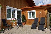 Ferienhaus zur Weinlaube zwischen der Stadt Passau und dem Nationalpark Bayerischer Wald